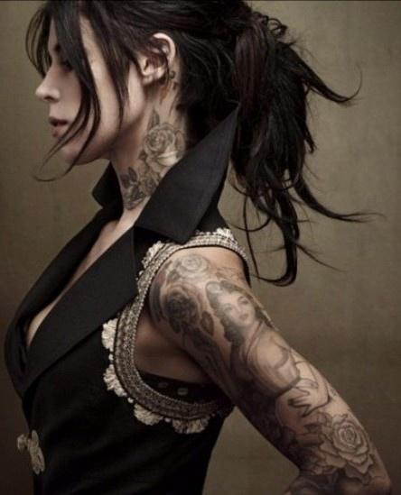Kat Von D love this xxx
