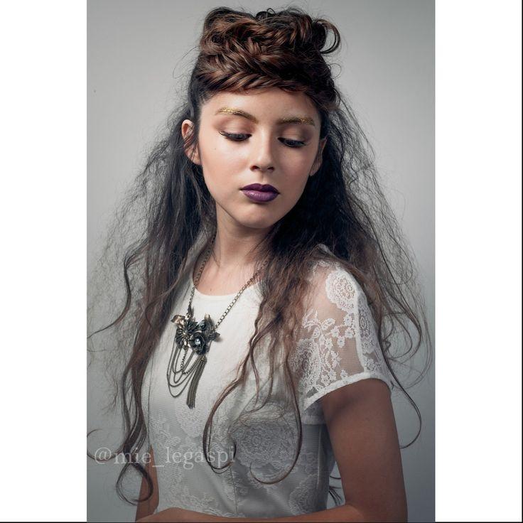 #braidedheadband | Stylist, Mayra | Carlton Hair Montclair | 909-398-1939