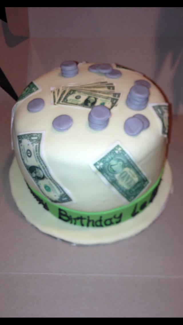 20 Best Money Images On Pinterest Amazing Cakes Birthday Party