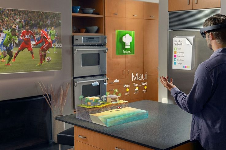 #HoloLens can go in 5 years  Points mixed reality HoloLens considered almost the most promising of the devices. This is quite justified because HoloLens able to turn real environment into the virtual world.  Unfortunately the output HoloLens have to wait a long time. Head with Microsoft Satya Nadella said device on the shelves of the store users can see a very long time.  When Sathya asked about when the release date will be announced points Microsoft CEO said that this unit will travel…