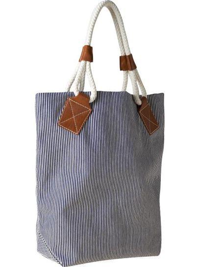 Schöne Taschenhenkel-Idee!
