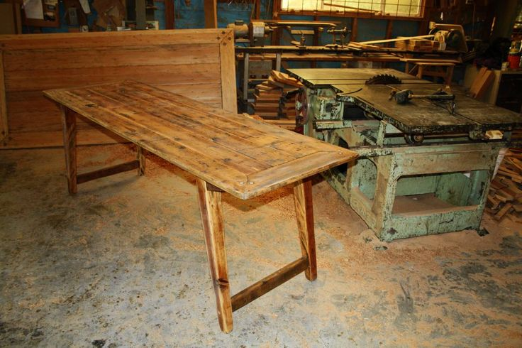 Handmade Kauri Dining Table Sydney - The Surry Hills | Christopher Bennell Furniture