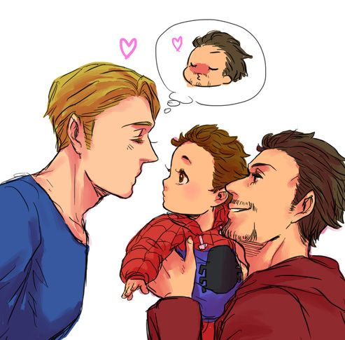 Superfamily hahaha ❤️