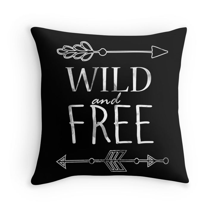 Wild and free - inverted