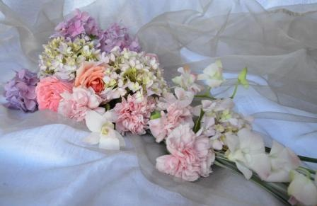 Romantic, Soft Shades of Pink   / 1