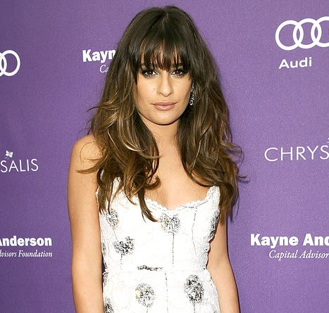 """Lea Michele """"didn't know"""" about Cory Monteith's drug relapse"""