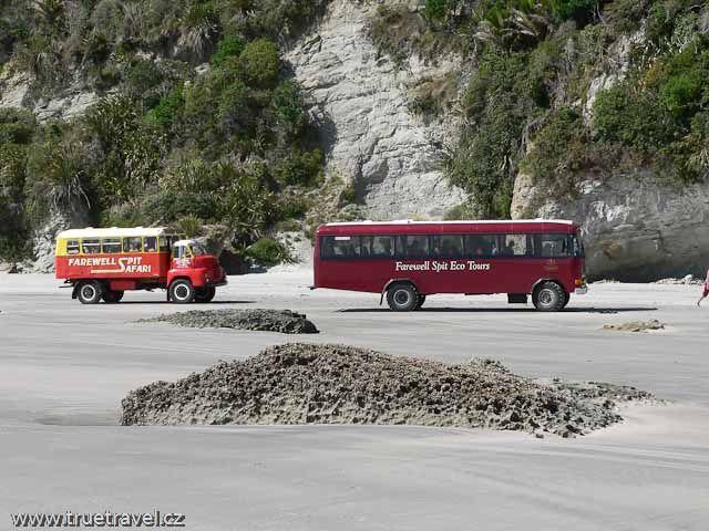 Farewell Spit, Nový Zéland
