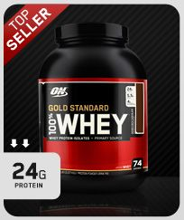 100% Whey Gold Standard Nutrition Information (Recommended by many experts and Nutritionists)