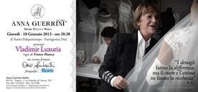 10 gennaio 2013 sfilata abiti da sposa Anna Guerrini