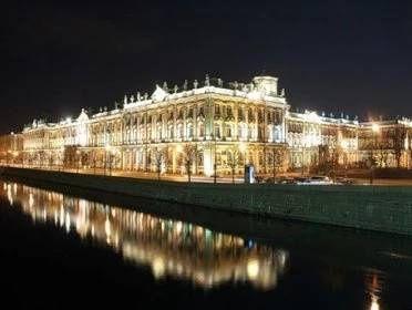 Moskva a Petrohrad, letecký poznávací zájezd