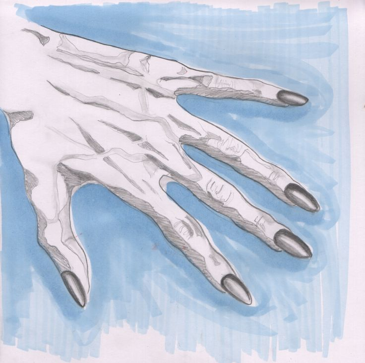 """""""Hand And Nails"""" by Tina Nielsen"""