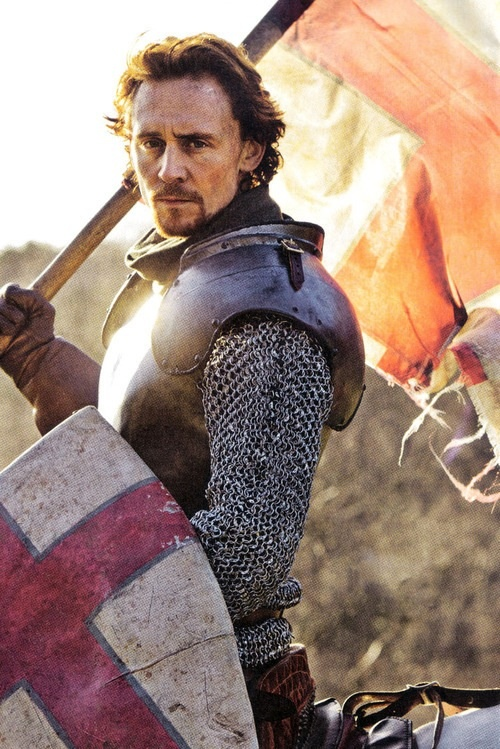 My inspiration for Will Renshaw in Maddy and the Gambler. Tom Hiddleston as Henry V in The Hollow Crown.