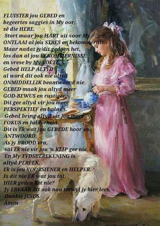 Mooi christelike vers