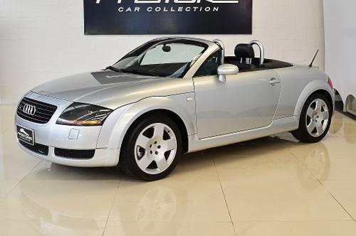 2000 audi tt | Audi Tt Roadster - Quattro (2000) - Ano 2000 - 81000 km - no ...