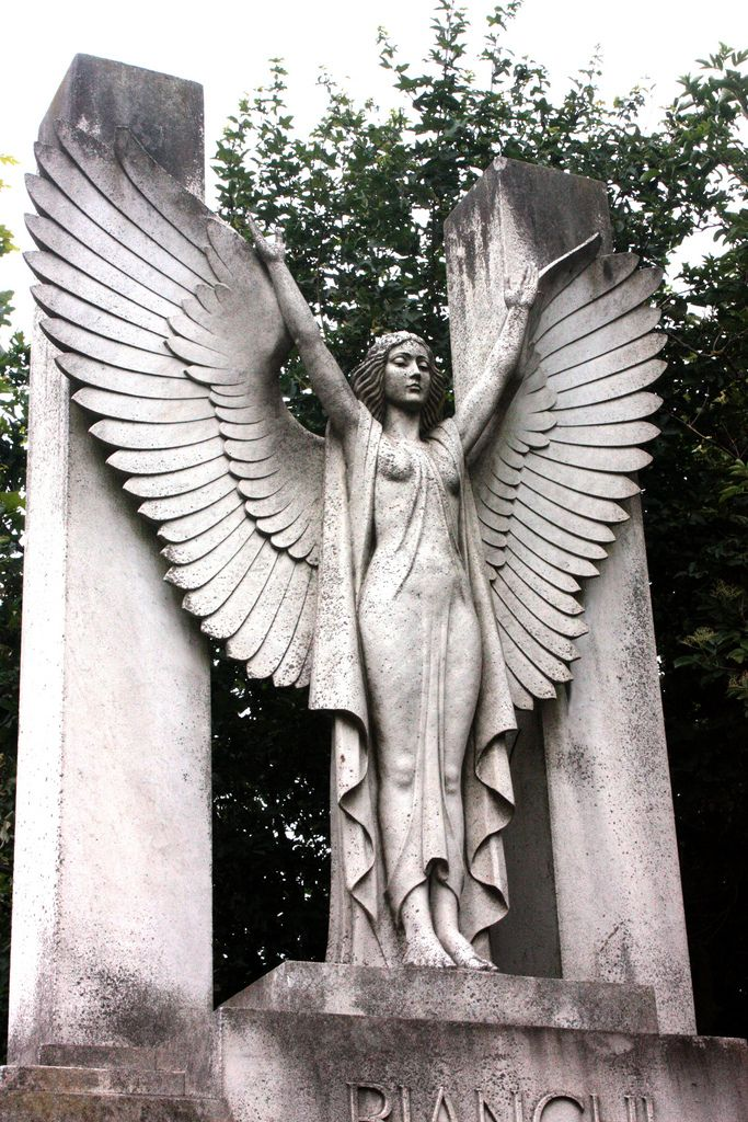 Bianchi tomb, Hampstead Cemetery | Explore nenecristiana's p… | Flickr - Photo Sharing!