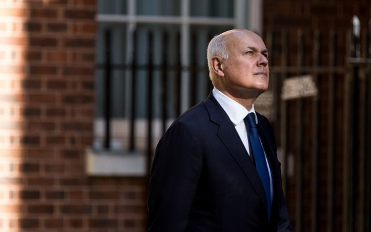 Think Iain Duncan Smith's resignation is a masterstroke? Sadly, he's not that clever