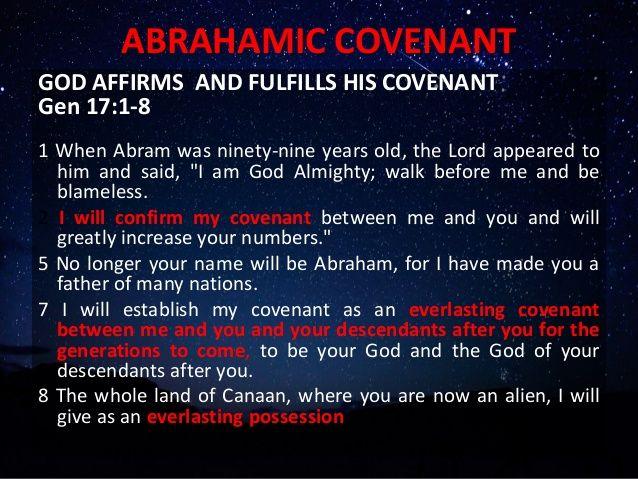 bible 410 abrahamic covenant