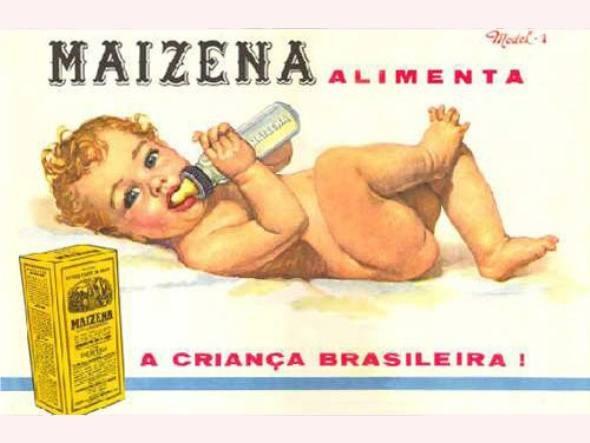 Maizena é uma das marcas que sua avó já usava