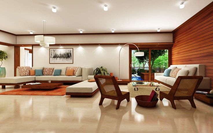 Three, four bedroom apartments in a circular tower at Learning to Fly, JP Nagar, Bangalore