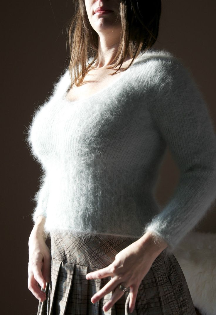 Fluffy Sweaters