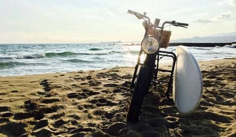 Surf beach bike like Super 73 UNIMOKE