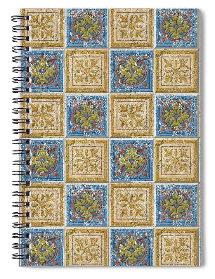 Unrestored - Spiral Notebook