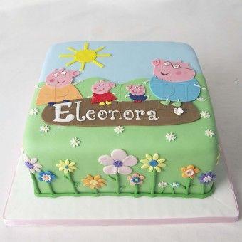 PEPPA PIG CAKE PE1738