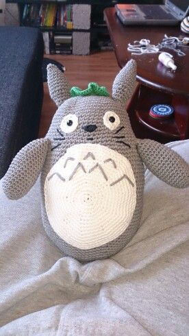 Totoro :-D founde this on raverly