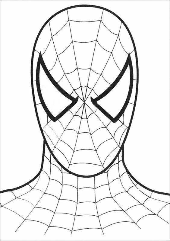 Spiderman-1 Ausmalbilder Kostenlose ausmalbilder Ausmalen