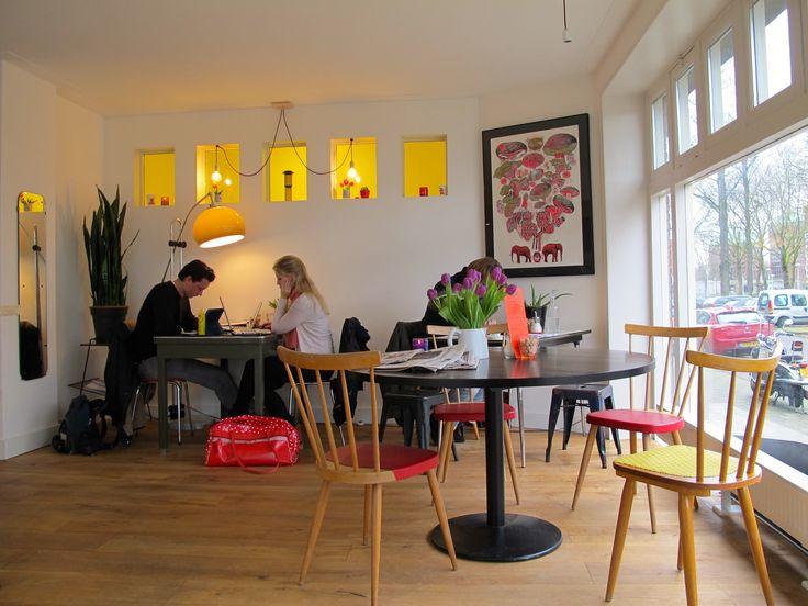 Caffènation Amsterdam