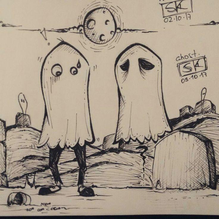 Día 3 Ghost! 👻👻