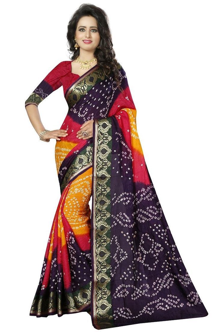 Buy Navarang Bandhani Online at Best price in India