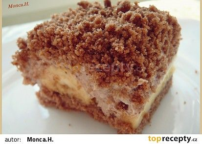 Krtkův dort na plechu recept - TopRecepty.cz