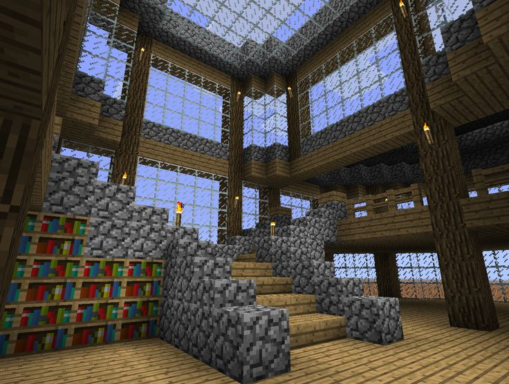 Foyer Stairs Xbox : Best ideas about minecraft houses on pinterest