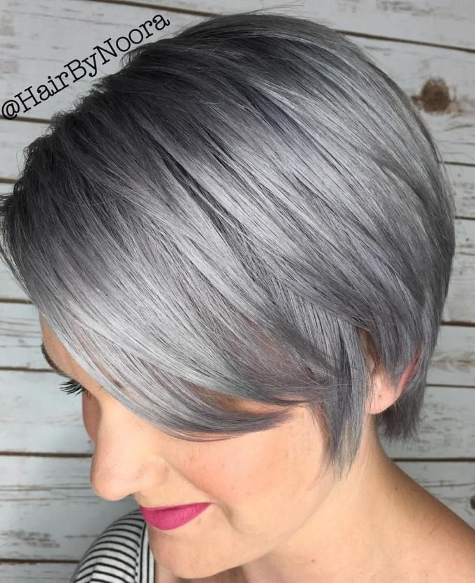 Below You Can Find The Most Beautiful Silver & Grey Short Hair Styles For Fall. Wow … What are they all beautiful! Log In With Your Facebook Account And Enjoy Discount Right Away! 70% off on top brands at Zalando Lounge