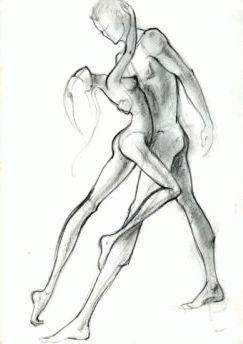 Grafologie a Psychologie: Test kresby postavy muže a ženy