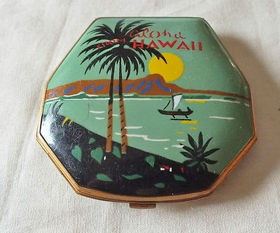 17 Best Images About Vintage Powder Boxes Puffs And