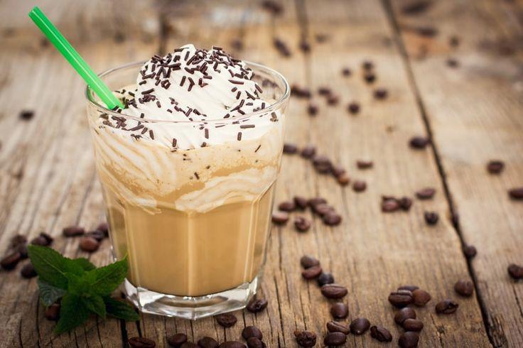 crema fredda al caffè ricetta