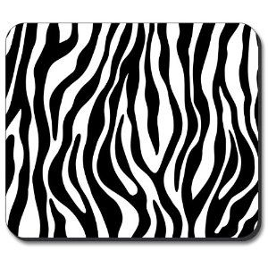 All Zebra Office Supplies Here. It Doesnu0027t Take Much To Make A Big  Statement : A Zebra Print Tape Dispenser, Zebra Mouse Pad, Or Go All The  Way With Zebra ...