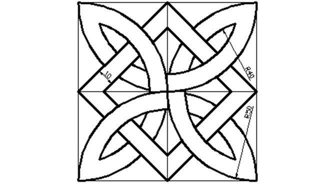 Dibujo Tecnico Ii 1er Parcial Pagina Web De Fismatceico Tecnicas De Dibujo Ejercicios De Dibujo Arte De Geometria