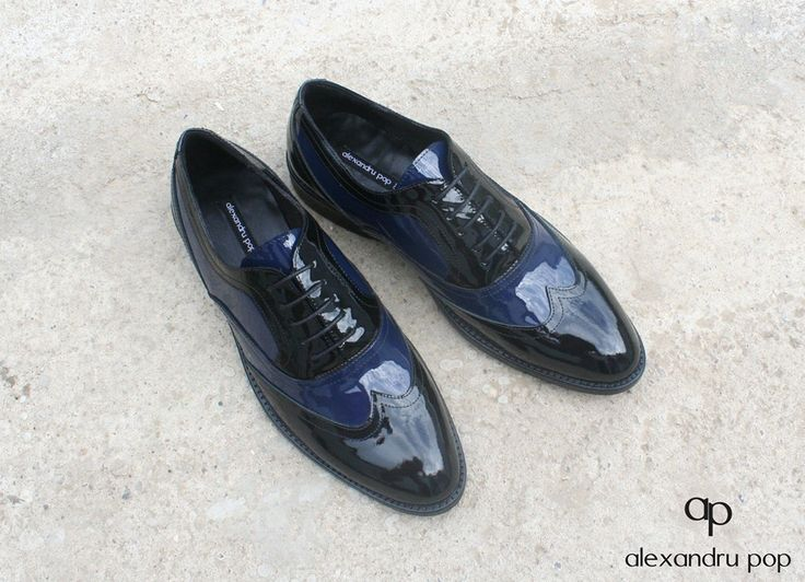 Oxford Shoes by Alexandru Pop