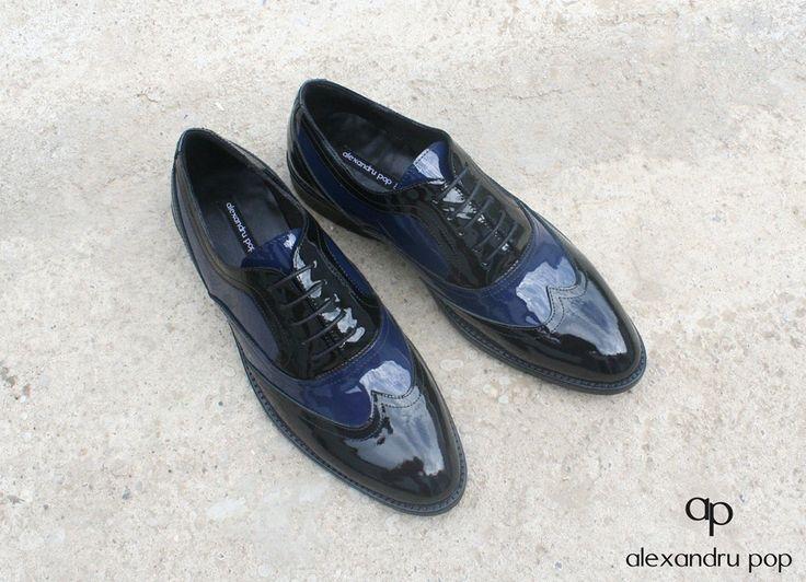 Oxford Shoes by Alexandru Pop