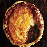 English Cottage Pie Recipe | MyRecipes.com a crustless meat pie.  Need left-over mashed potatoes.