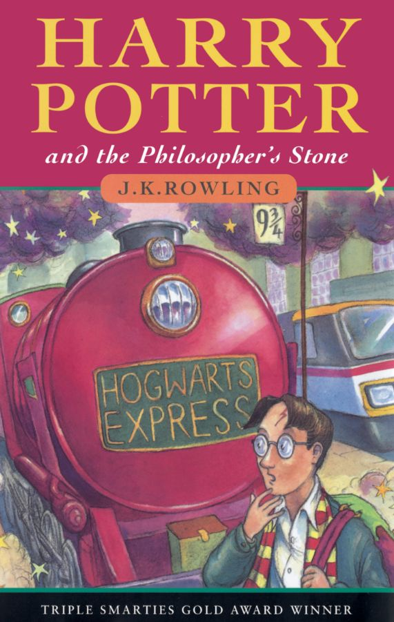 Harry Potter and the Philosopher's Stone (UK 1997)
