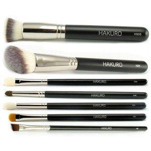 W Klubie Ekspertek możesz przetestować i ocenić Hakuro Pędzle do makijażu (pinterest)