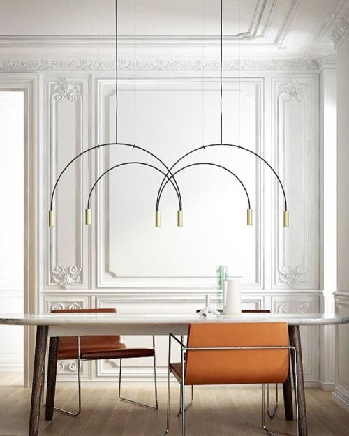 a new collection of luminaires with a mystical beauty and extreme functionality, designed by Nahtrang Studio.