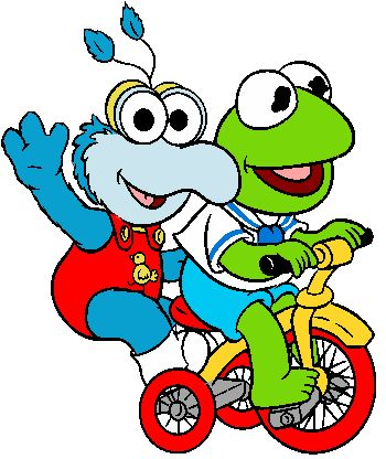 Muppet Babies Cartoon Characters Clipart - Free Clip Art Images
