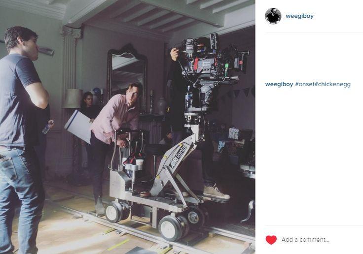 April 18: @ weegiboy instagram
