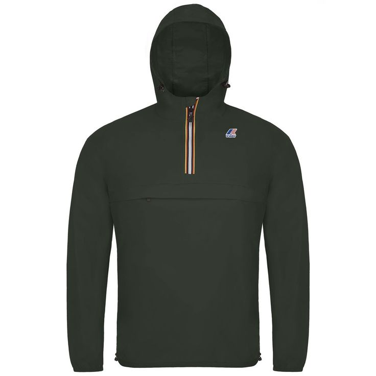 K-way veste authentique Leon 3.0 imperméable, coupe-vent et unisexe