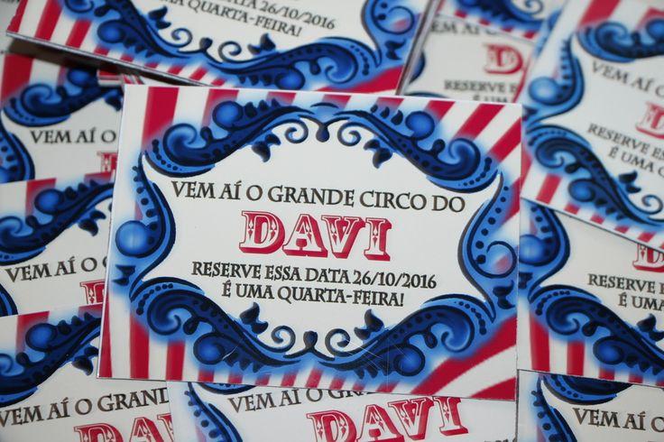 Save the Date Imã de Geladeira